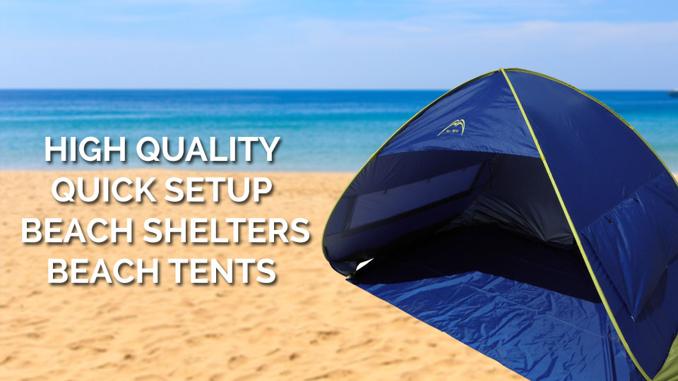 Beachkit Beach Tents
