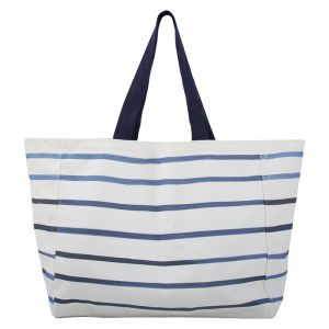 Canvas Beach Bag - Drift