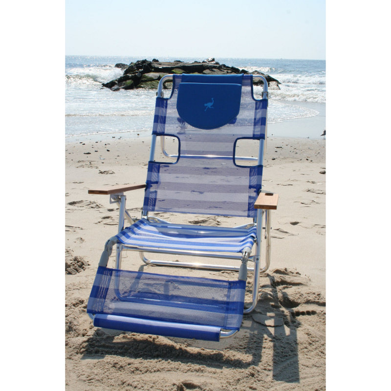 Outdoor Chaise Lounge Chairs Blue