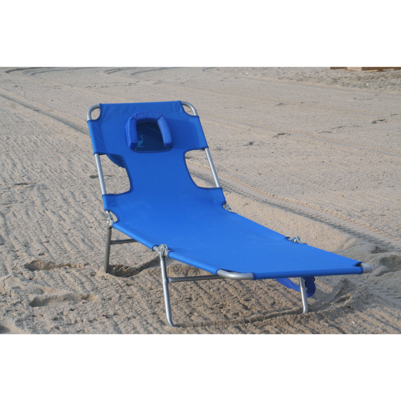Ostrich chaise lounger beach lounger beachkit for Beach chaise lounger