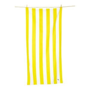 Dock and Bay XL Microfibre Beach Towel - YELLOW
