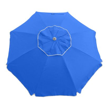 ESSENTIAL 185CM BEACH UMBRELLA - ROYAL BLUE