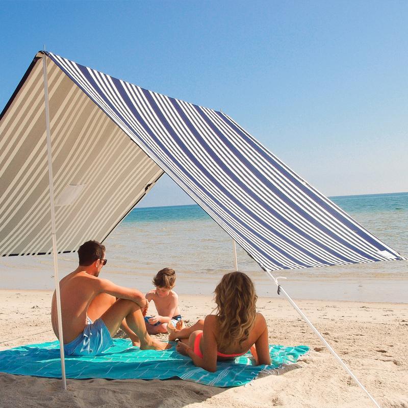 Sombrilla Beach Shade Hello Sailor Beachkit