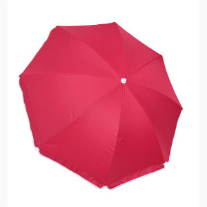 SUNNIE 136CM PERSONAL UMBRELLA - RED