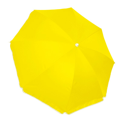SUNNIE 136CM PERSONAL UMBRELLA - YELLOW