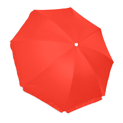 SUNNIE 136CM PERSONAL UMBRELLA - ORANGE
